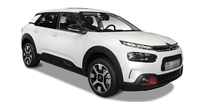 Rental Car Antalya Citroen C4 Cactus Otomatik