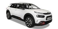 Rent A Car Antalya Citroen C4 Cactus Automatic